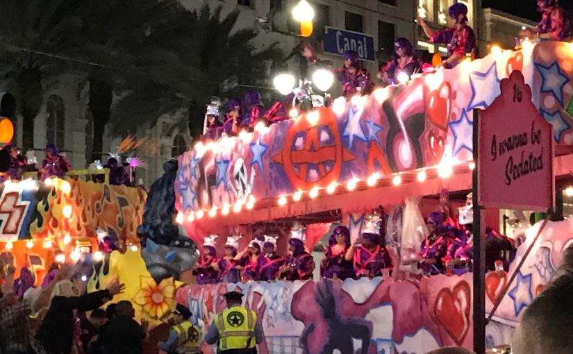 Carnival & Mardi Gras in NewOrleans